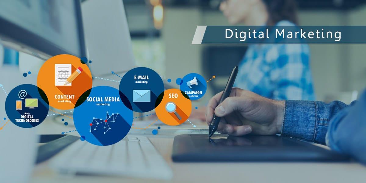 Digital experts, digital marketing the visible rank award winning company